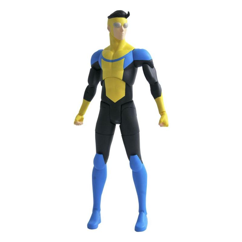 Invicible Animation Deluxe Action Figure Series 1 Invicible 18 cm