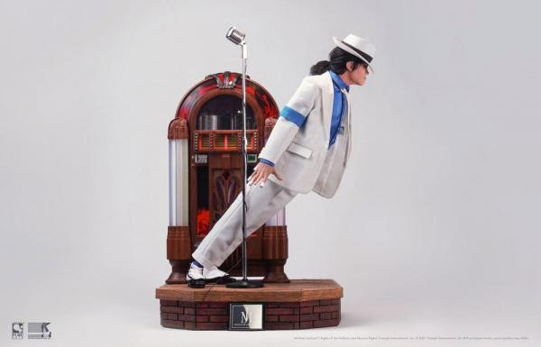 Michael Jackson: Michael Jackson Smooth Criminal Deluxe Edition - Statue 1/3 - Pure Arts