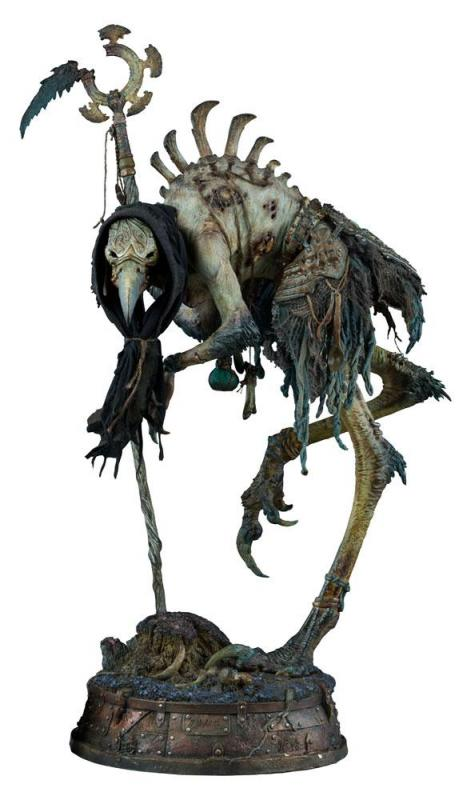 Court of the Dead Premium Format Figure Poxxil the Scourge 64 cm