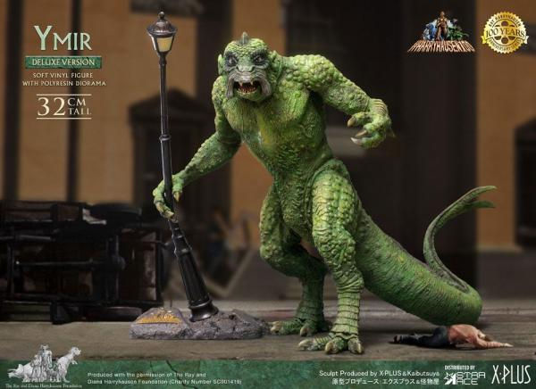 20 Million Miles to Earth: Ray Harryhausens Ymir 32 cm Statue Deluxe Ver. - Star Ace Toys