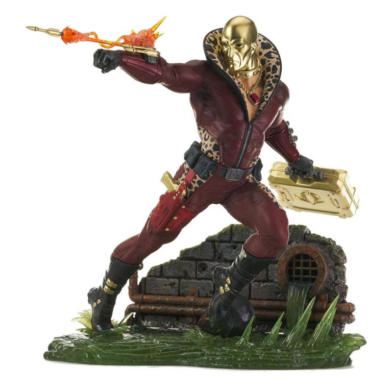 G.I. Joe: Destro 25 cm PVC Statue - Diamond Select