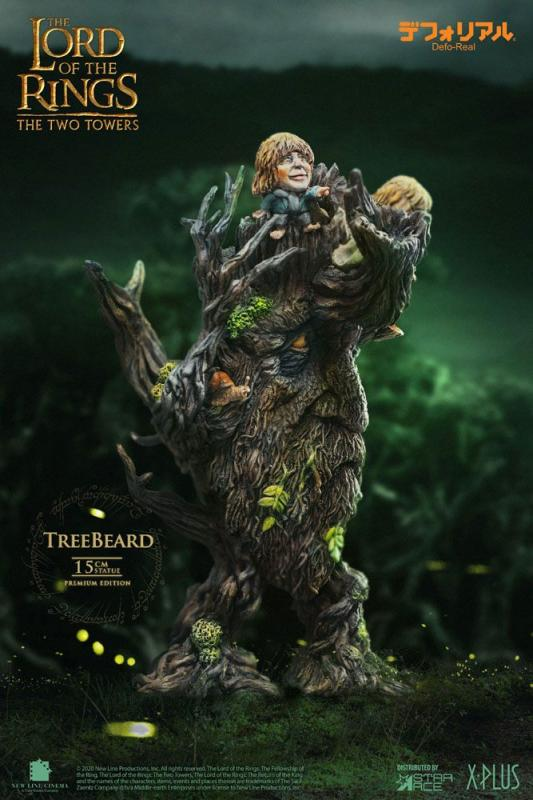 Lord of the Rings: The Two Towers: TreeBeard 15 cm Statue - Star Ace Toys