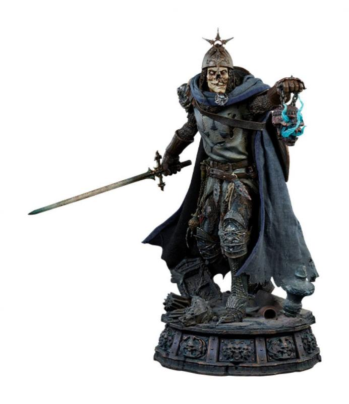 Court of the Dead Premium Format Figure Relic Ravlatch: Paladin of the Dead 51 cm