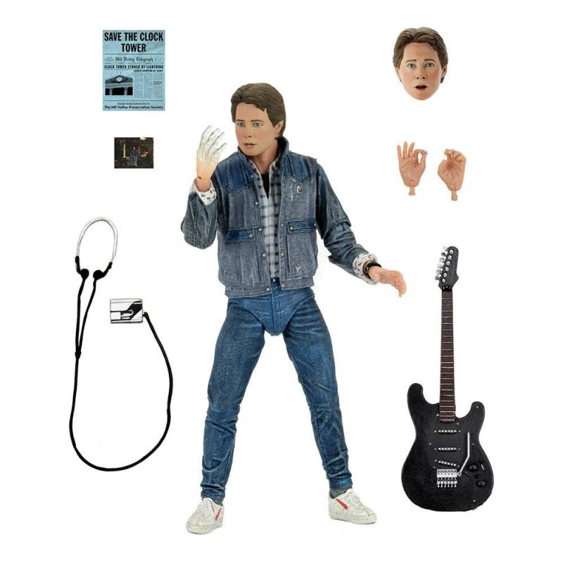 Back to the Future: Marty McFly 18 cm  Action Figure - Neca