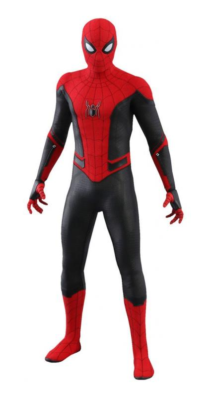 Spider-Man Far From Home: Spider-Man (Upgraded Suit) 2 - Figure 1/6 - Hot Toys