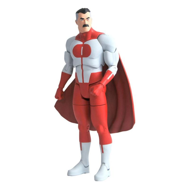 Invicible Animation Deluxe Action Figure Series 1 Omni-Man 18 cm