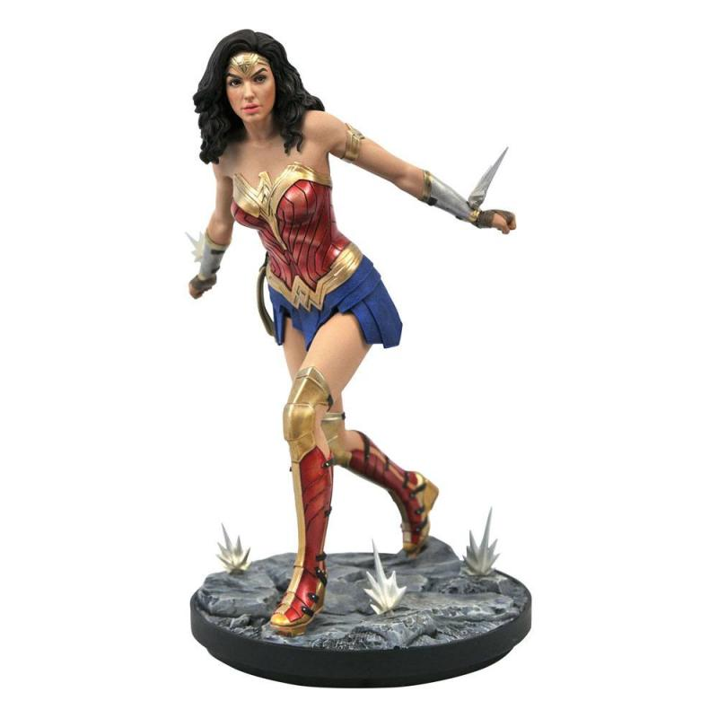 Wonder Woman 1984: Wonder Woman - DC Movie Gallery PVC Statue 23 cm - Diamond Select