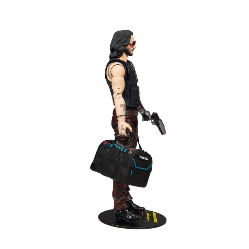 Cyberpunk 2077 Action Figure Johnny Silverhand Variant 18 cm