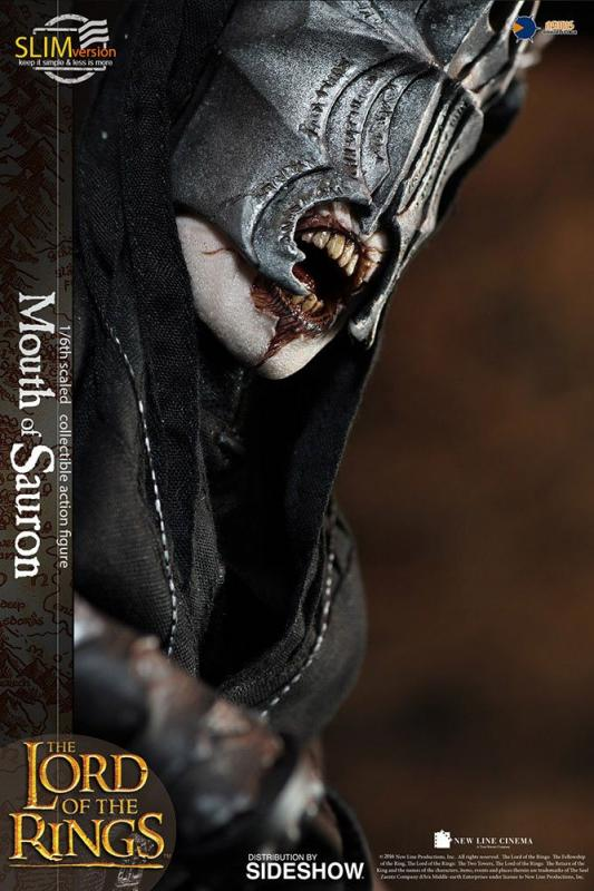 Lord of the Rings Action Figure 1/6 The Mouth of Sauron Slim Version 35 cm