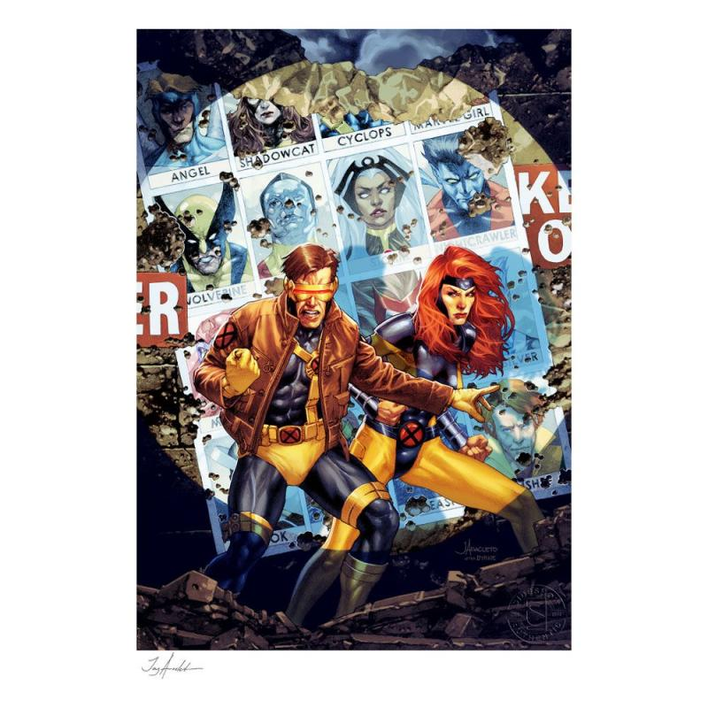 Marvel Art Print X-Men #7 46 x 61 cm - unframed