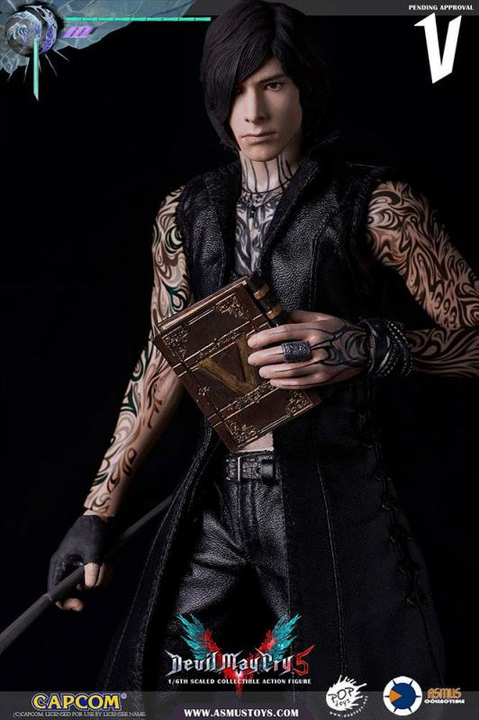 Devil May Cry 5: V -  Figure 1/6 - Asmus Toys