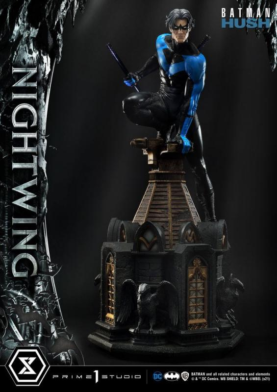 Batman Hush Statue Nightwing 87 cm