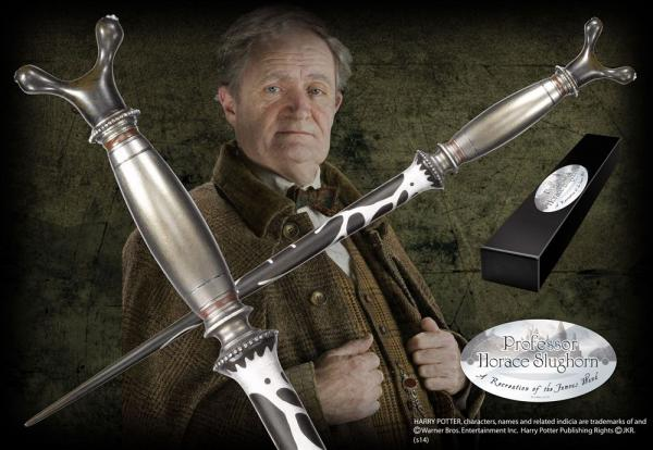 Harry Potter Wand Horace Slughorn (Character-Edition) - Noble Collection