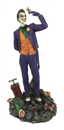 DC Comic Gallery PVC Diorama The Joker 23 cm