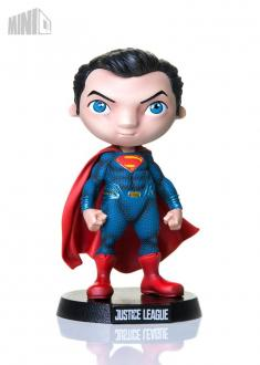 Justice League Mini Co. PVC Figure Superman 14 cm