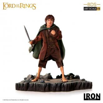 Lord Of The Rings BDS Art Scale Statue 1/10 Frodo 14 cm