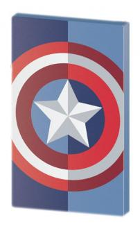 Marvel Comics Power Bank 4000 mAh Captain America