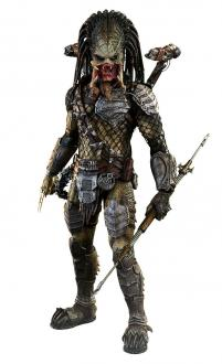 Alien vs. Predator Requiem Action Figure 1/6 Wolf Predator (Heavy Weaponry) 35 cm