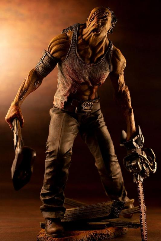 Dead by Daylight: The Hillbilly - PVC Statue 22 cm - Kotobukiya