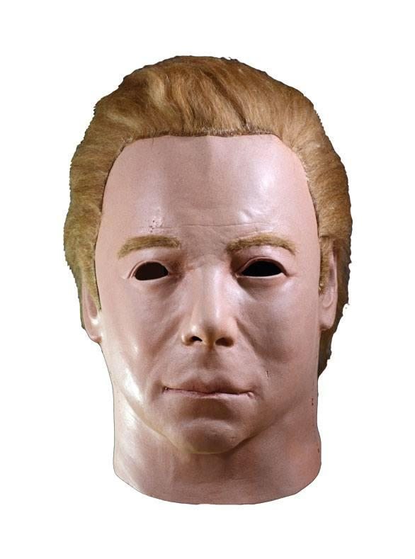 Star Trek: Captain Kirk (1975) - Latex Mask - Trick Or Treat Studios