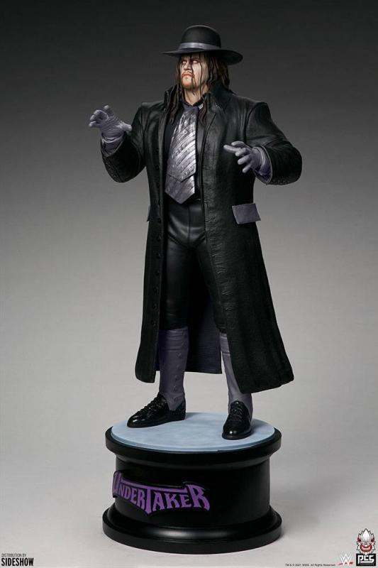 WWE: The Undertaker - Statue 1/4 - Pop Culture Shock