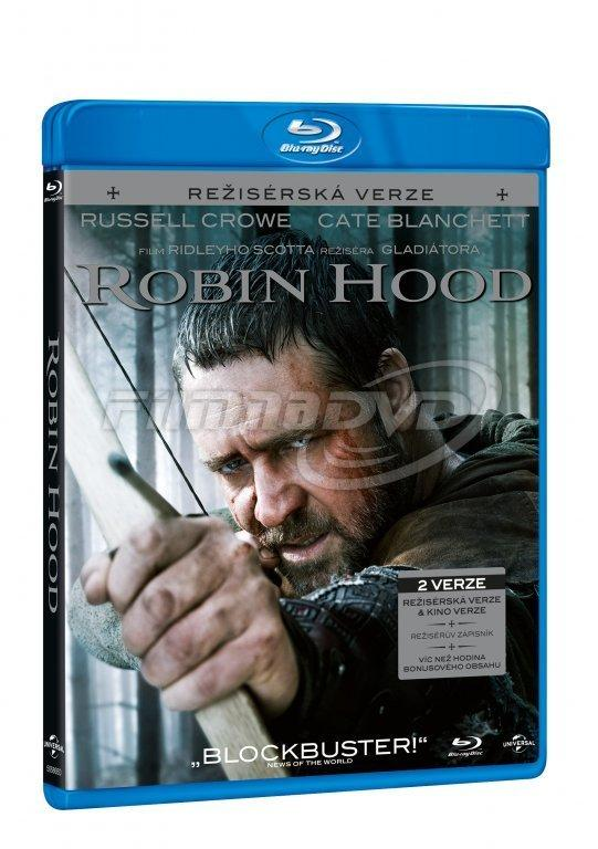 Robin Hood Blue-ray