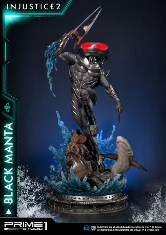 Injustice 2: Black Manta - Statue 77 cm - Prime 1 Studio