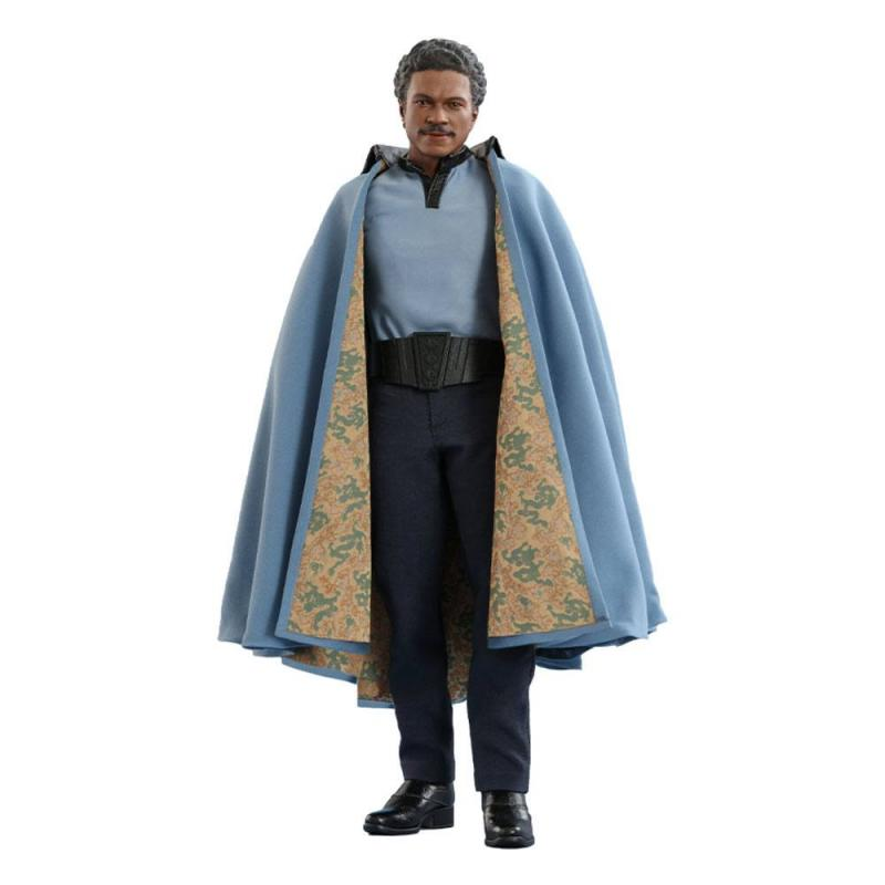 Star Wars Action Figure 1/6 Lando Calrissian The Empire Strikes Back