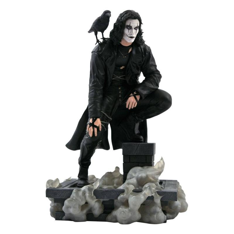 The Crow 25 cm PVC Statue - Diamond Select