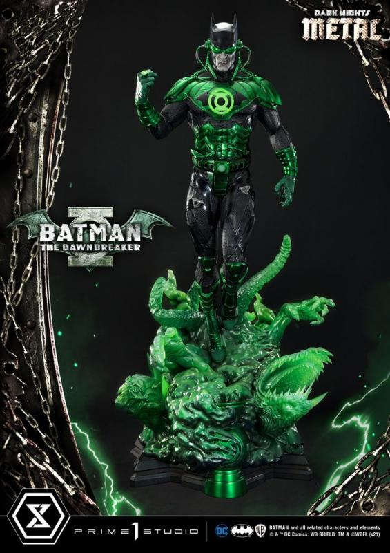 Dark Nights: The Dawnbreaker 1/3 Statue - Prime 1 Studio