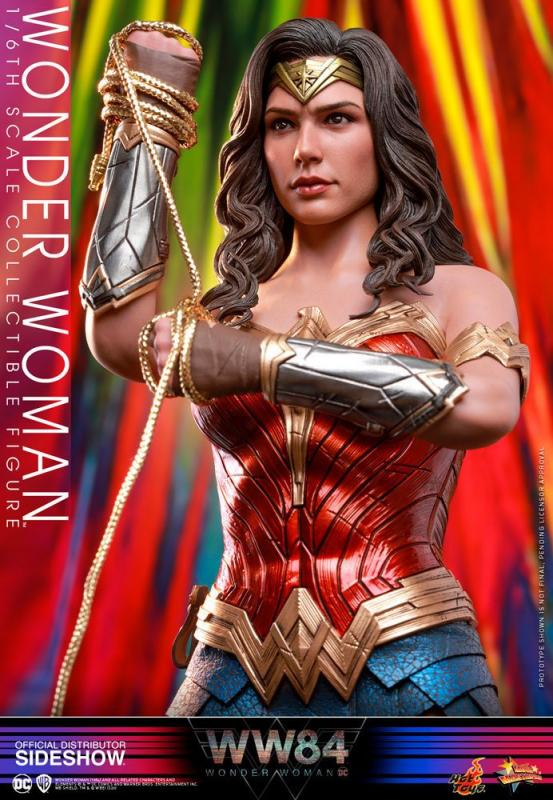 Wonder Woman 1984 Movie Masterpiece Action Figure 1/6 Wonder Woman 30 cm