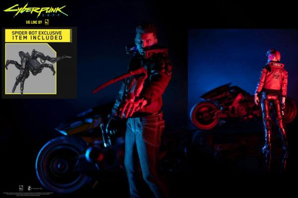 Cyberpunk 2077: V Male, V Female & Yaiba Kusanagi Ultimate Figure Set - Pure Arts