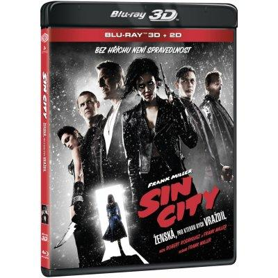 Sin City 3D Blue-ray