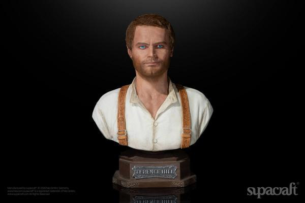 Terence Hill 1971 - Bust 1/4 - Supacraft