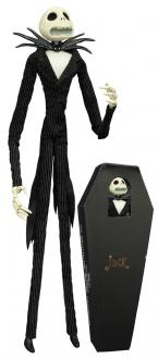 Nightmare before Christmas Coffin Doll Jack Skellington