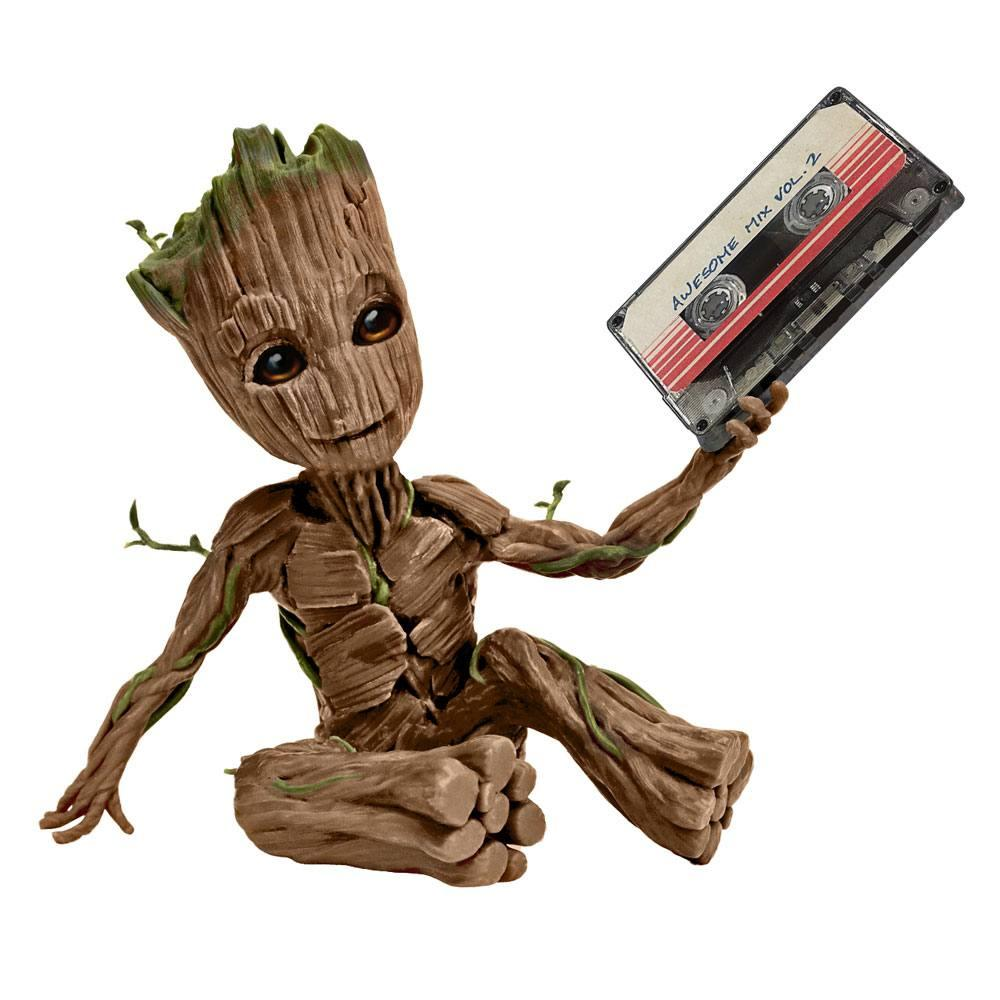 Guardians of the Galaxy Vol. 2 1/1 - Groot 20 cm