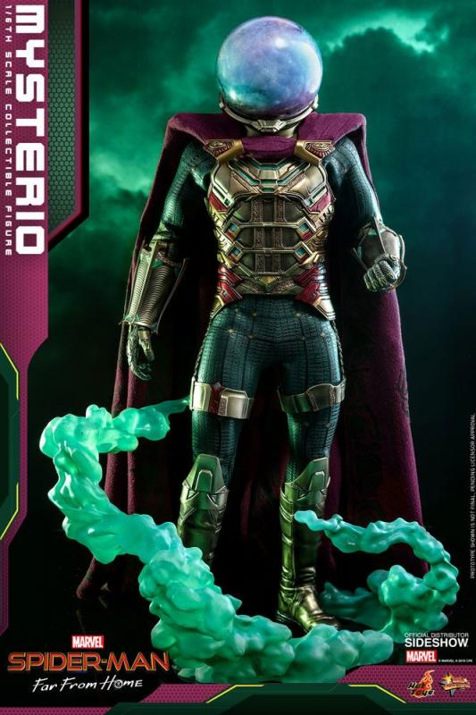 Spider-Man: Far From Home Movie Masterpiece Action Figure 1/6 Mysterio 30 cm