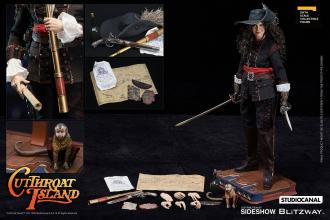Cutthroat Island Action Figure 1/6 Morgan Adams 29 cm