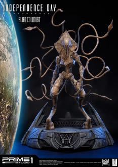 Independence Day Resurgence Statue Alien Colonist 74 cm