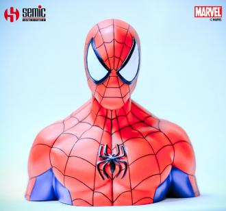 Marvel Comics Coin Bank Spider-Man 17 cm
