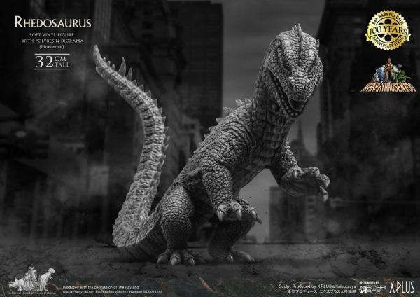 The Beast from 20,000 Fathoms: Ray Harryhausens Rhedosaurus 32 cm Statue - Star Ace Toys