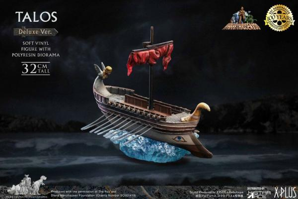 Jason and the Argonauts: Talos 32 cm Soft Vinyl Statue - Star Ace Toys