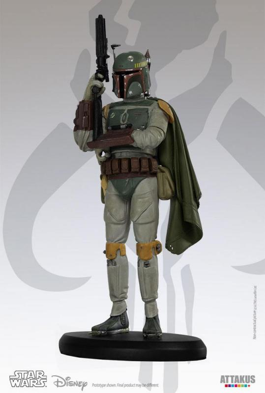 Star Wars: Boba Fett - Elite Collection Statue #2 21 cm - Attakus