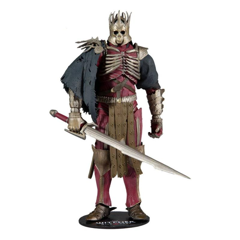 The Witcher: Eredin - Figure 18 cm - McFarlane Toys