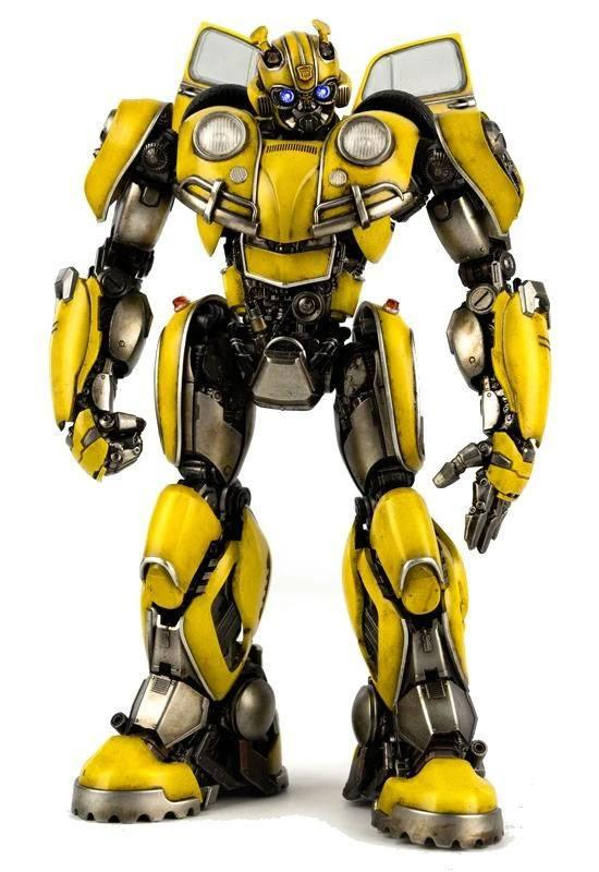 Transformers Bumblebee DLX Action Figure 1/6 - ThreeZero