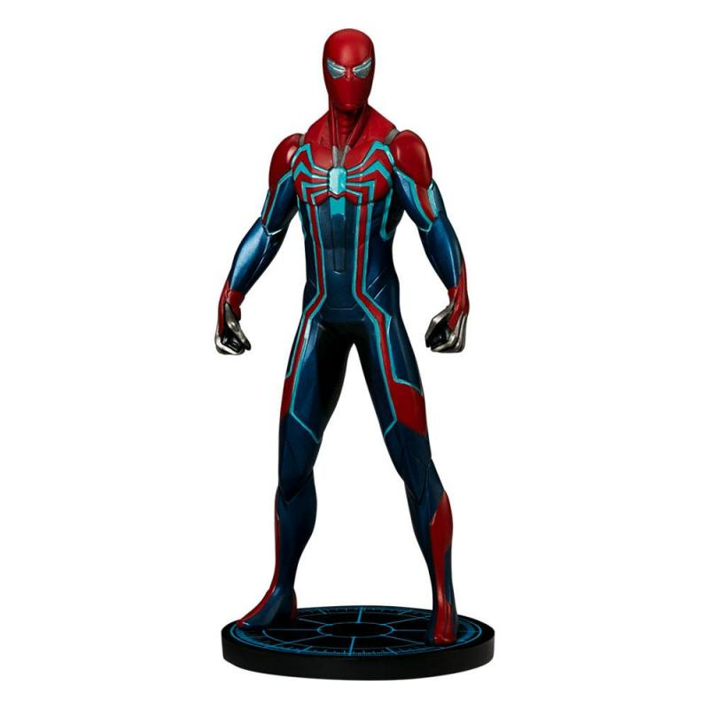 Marvel's Spider-Man: Spider-Man Velocity Suit - Statue 1/10 - Pop Culture Shock