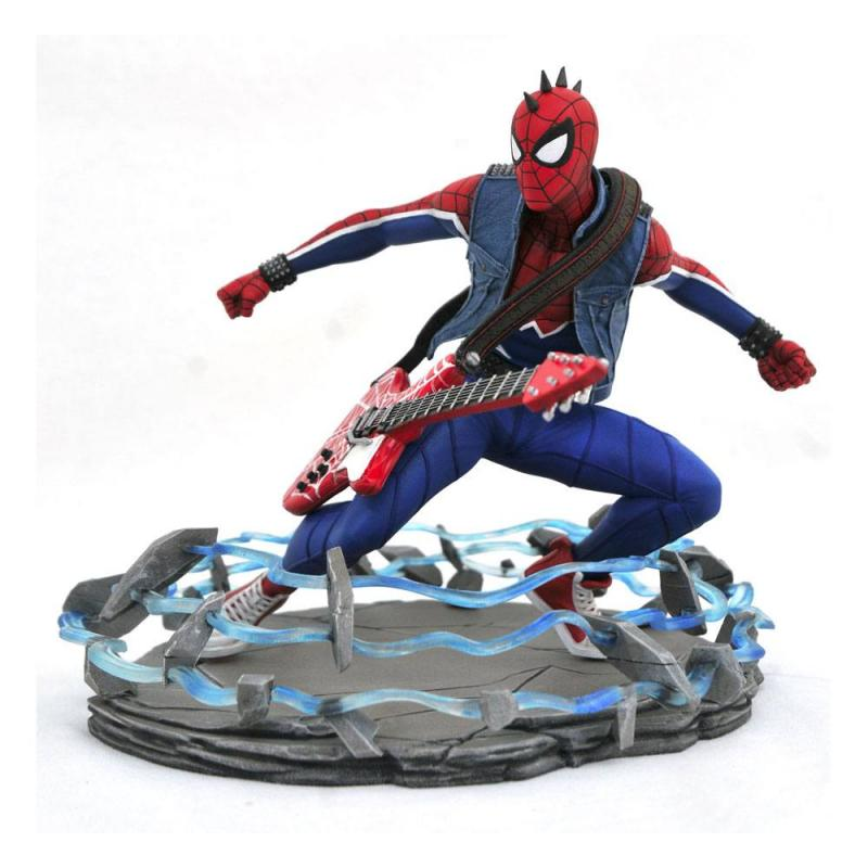 Spider-Man 2018: Spider-Punk - Marvel Gallery PVC Statue 18 cm - Diamond Select