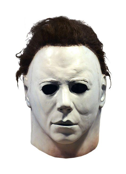 Halloween (1978): Michael Myers - Latex Mask - Trick Or Treat Studios