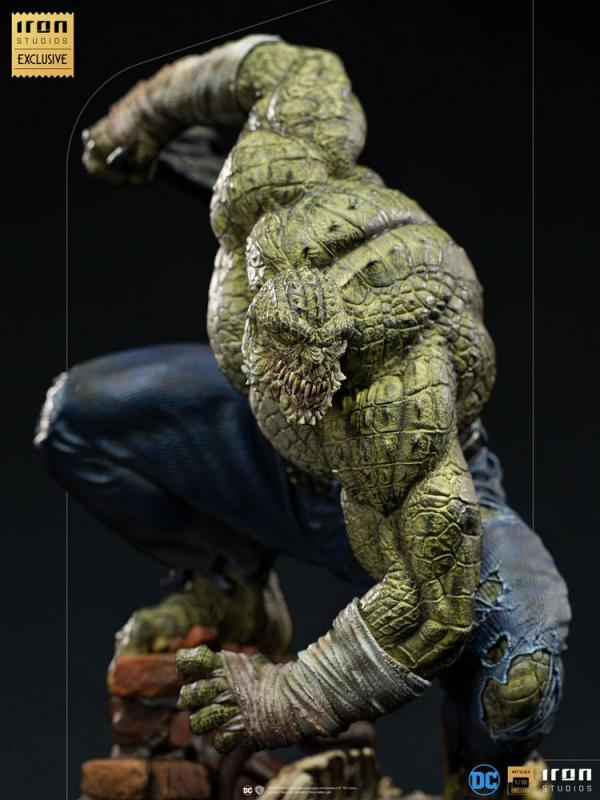 DC Comics: Killer Croc 1/10 BDS Art Scale Statue - Iron Studios