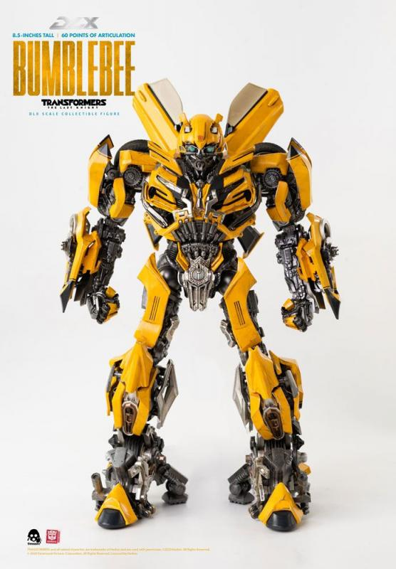 Transformers The Last Knight: Bumblebee - DLX Action Figure 1/6 - ThreeZero